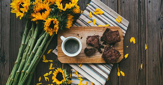 Ginger, Pecan and Rum Chocolate Brownies – Levi Roots